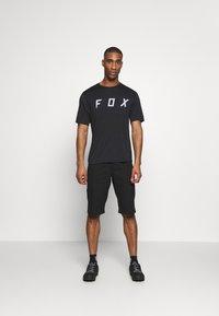 Fox Racing - RANGER  - T-Shirt print - black/grey - 1
