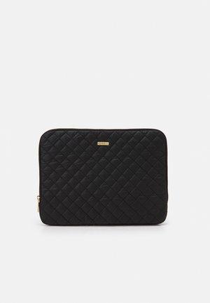 SOFT BUBBLES FOLDER - Laptop bag - black