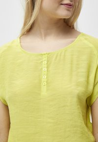 PEPPERCORN - FENG  - Blouse - safety yellow - 3