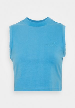 ALICE CROPPED - Top - azure blue