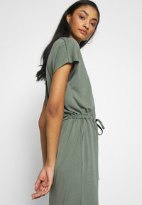 b.young - BYPOMMA DRESS  - Day dress - sea green - 4
