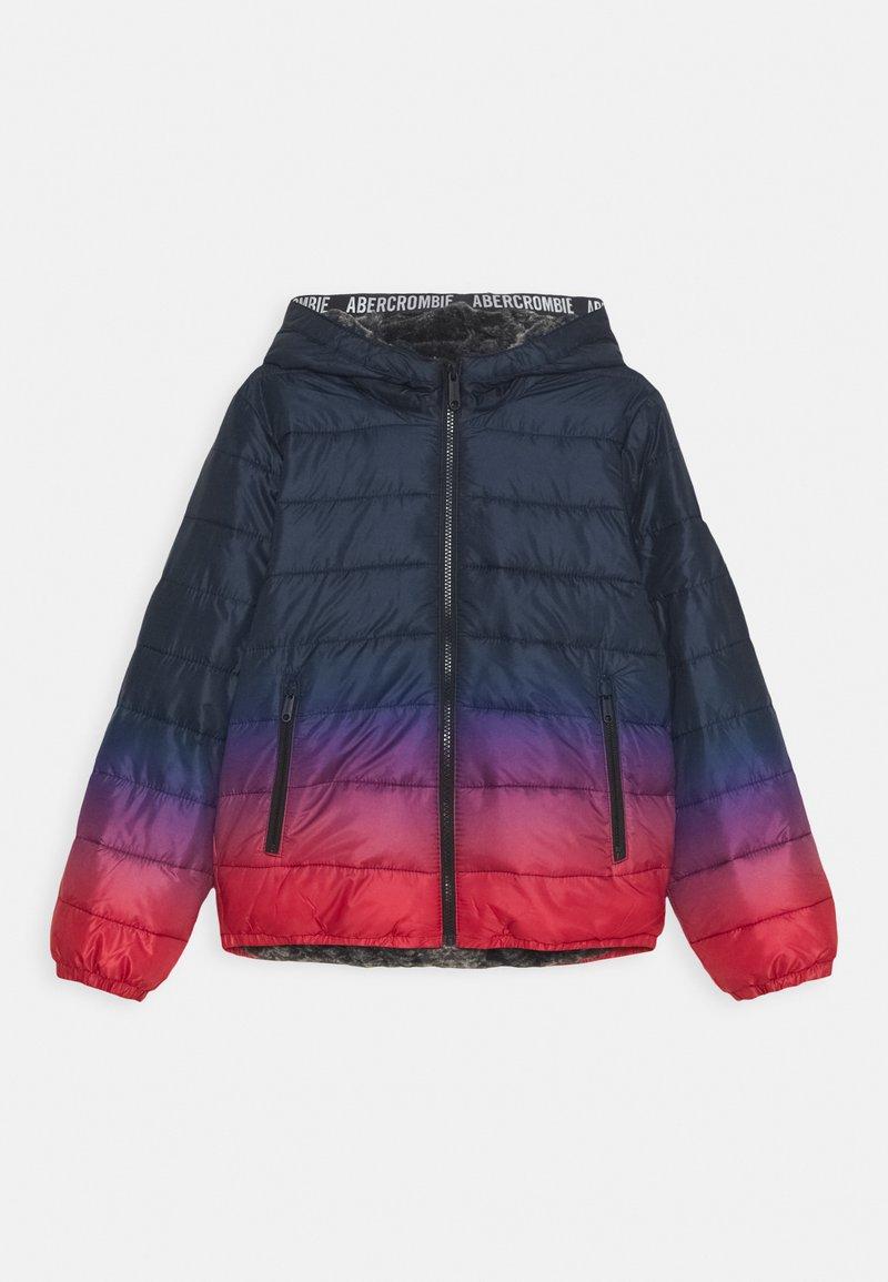 Abercrombie & Fitch - COZY - Lehká bunda - blue