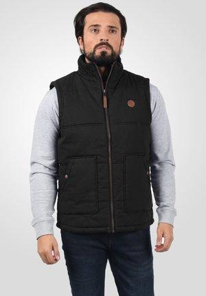 FREDOLIN - Waistcoat - black