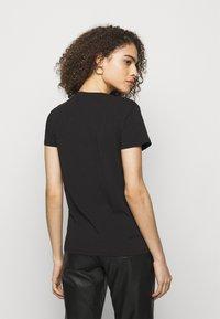LIU JO - LOGO - Print T-shirt - nero - 2