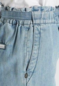 khujo - CANDICE - Denim shorts - blau - 6