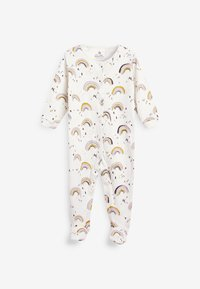 Next - 2 PACK - Sleep suit - lilac - 3