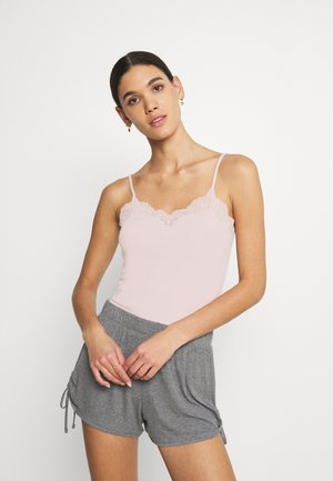 THERMAL - Pyjama top - mauve