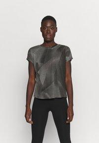 ONLY Play - ONPFAN  - Print T-shirt - black - 0