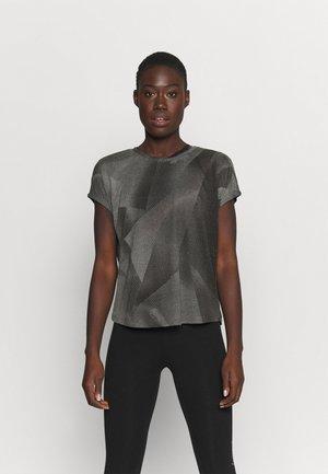 ONPFAN  - Print T-shirt - black