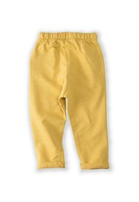 Cigit - Tracksuit bottoms - mustard yellow - 1