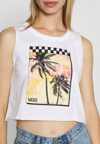 Vans - PALMELLA - Top - white - 5