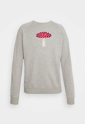 FLY - Sweater - light grey melange