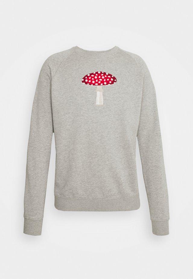 FLY - Sweater - light grey melange
