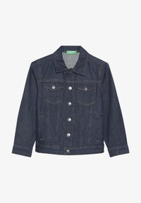 Benetton - JACKET - Chaqueta vaquera - blue denim - 3