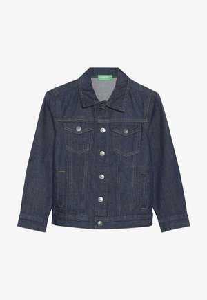 JACKET - Spijkerjas - blue denim