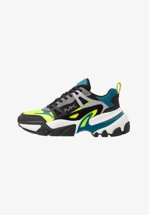 NICK - Sneakers basse - neon lemon