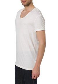 Tiger of Sweden - JEET - Basic T-shirt - bright white - 2