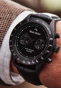 Mats Meier - Chronograph watch - schwarz - 1