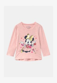 GAP - TODDLER GIRL MINNIE MOUSE  - Maglietta a manica lunga - minimal pink - 0