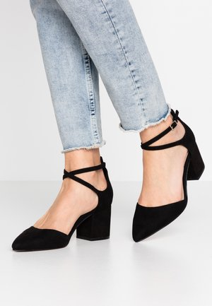 BROOKSHEAR - Tacones - black