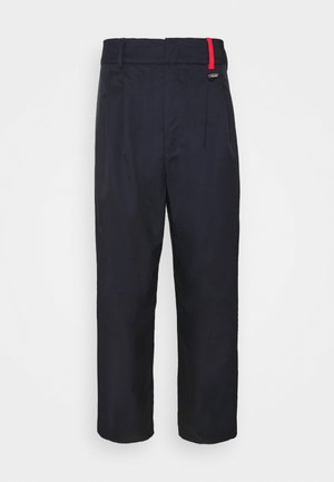 TAILORED PANTS UNISEX - Trousers - blue