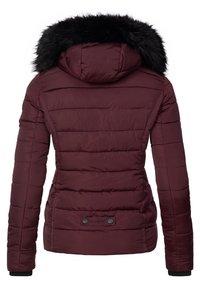 Navahoo - MIAMOR - Winter jacket - wine red - 1