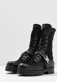 A.S.98 - Lace-up boots - nero - 4