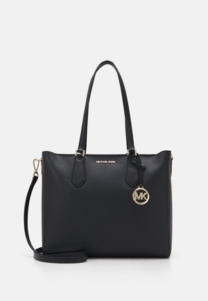 KIMBERLY 3 IN 1 TOTE SET - Handbag - black
