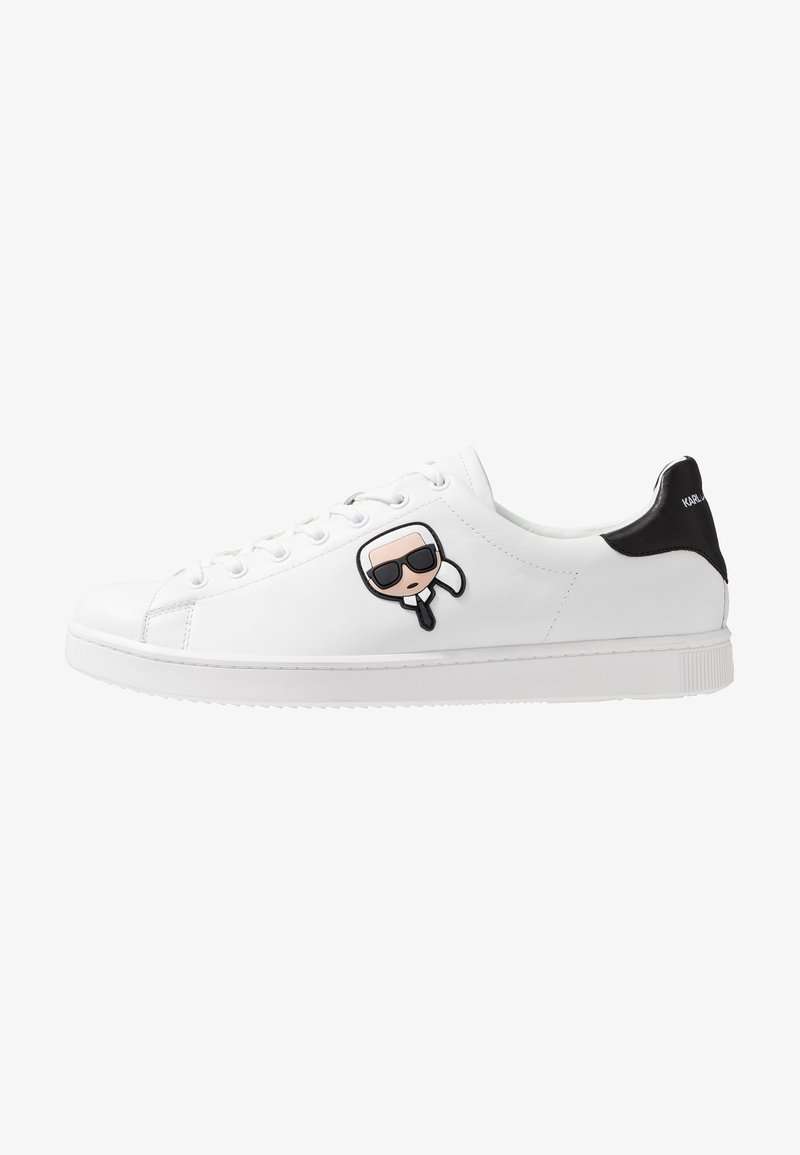 KARL LAGERFELD - KOURT IKONIC 3D LACE - Trainers - white