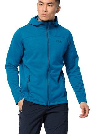 HORIZON - Training jacket - blue jewel