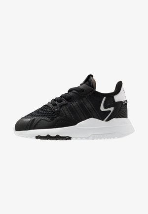 NITE JOGGER - Mocasines - core black/carbon