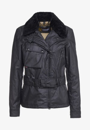 SAMMY MILLER JACKET - Lehká bunda - black