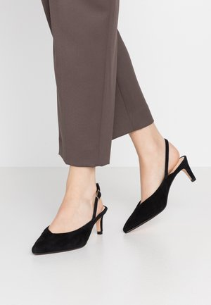 LAINA SLING - Klassiske pumps - black