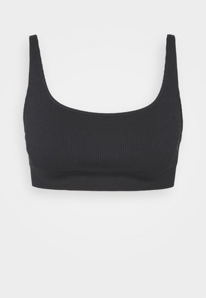 CAT SOFT BRA - Bustier - black