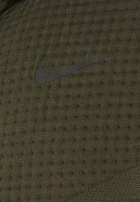 Nike Sportswear - HOODIE  - Zip-up hoodie - sequoia/cargo khaki/black - 2