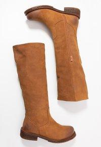 Felmini Wide Fit - COOPER - Laarzen - brown - 3