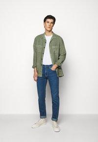 Boglioli - Straight leg jeans - dark blue denim - 1