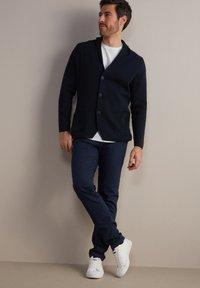 Falconeri - Blazer jacket - blu navy - 1