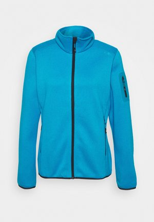Fleece jacket - danubio/antracite