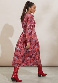 Odd Molly - JACQUELINE - Day dress - cranberry - 1