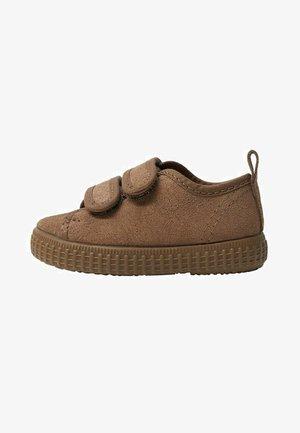 DANIEL - Baby shoes - braun