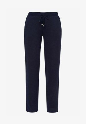 STYLE MORRIS - Tracksuit bottoms - navy