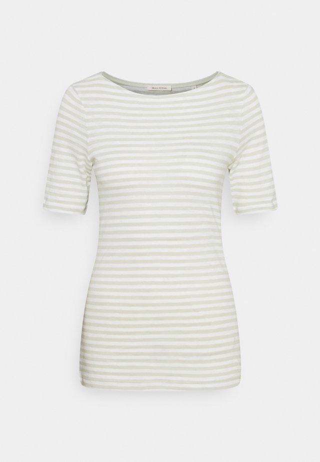 Camiseta estampada - mint