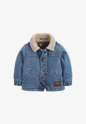 BORG  - Džínová bunda - blue
