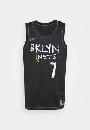 NBA BROOKLYN NETS CITY EDITION SWINGMAN JERSEY - Club wear - black