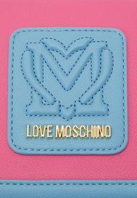 Love Moschino - Schoudertas - fantasy color - 6