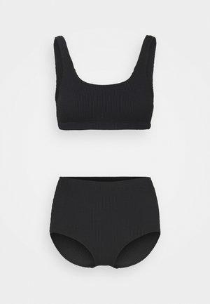 MAJ LIS  - Bikini - black solid