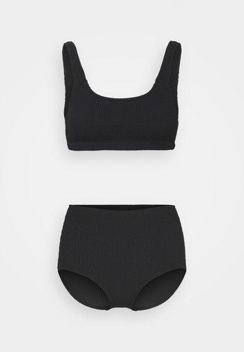 Bikini - black solid