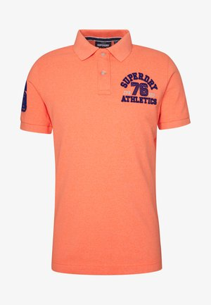 CLASSIC SUPERSTATE - Polo shirt - cabana coral grit