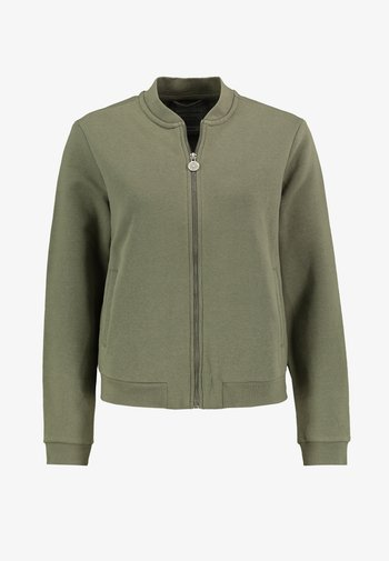 Bomber Jacket - middle-green